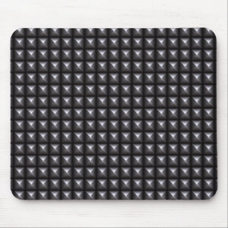 Studded Steel Texture Mouse Pad