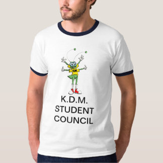 STUDENT COUNCIL ADULT T SHIRT
