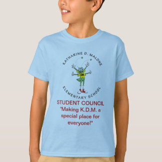 Student Council T Shirt