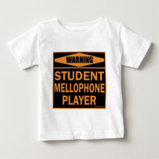 Student Mellophone Player Baby T-Shirt
