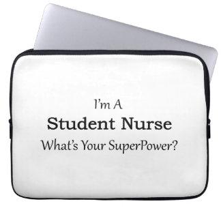 Student Nurse Laptop Sleeve