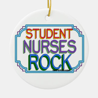 Student Nurse Ornament