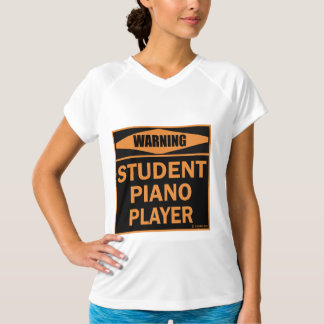 Student Piano Player T-Shirt