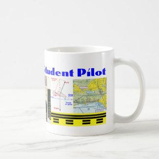 Student Pilot Coffee Mug