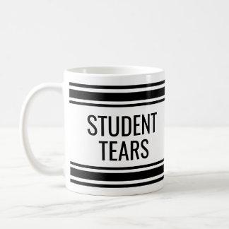 Student Tears - Funny Teacher Classroom Decor Coffee Mug