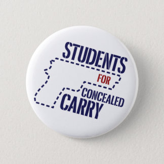 Students for Concealed Carry Logo Button