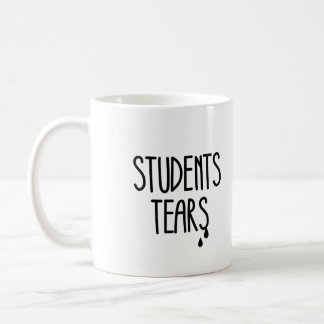 Students Tears Coffee Mug