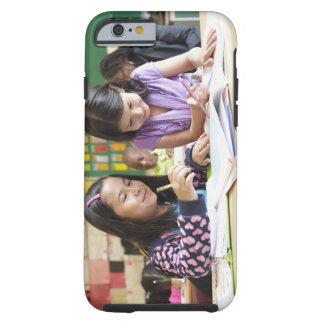 Students working together in classroom tough iPhone 6 case