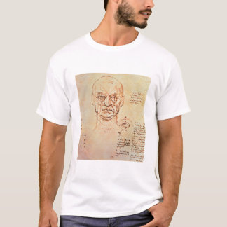 Studies of the Proportions of the Face and Eye, 14 T-Shirt