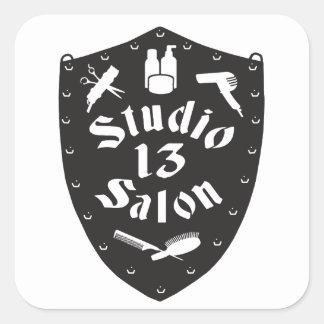 Studio 13 Salon Stickers