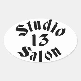 Salon stickers for Stickers salon
