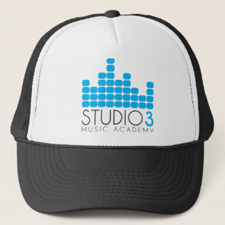 Studio 3 Music Academy Trucker Hat