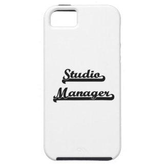 Studio Manager Classic Job Design iPhone 5 Case