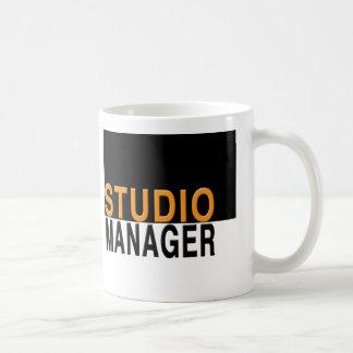 Studio Manager Mug