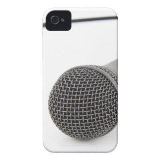 Studio Microphone iPhone 4 Cases