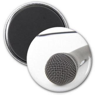 Studio Microphone Magnet