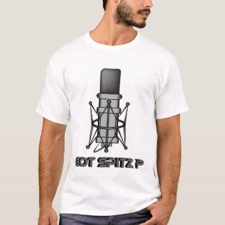Studio Microphone T-Shirt