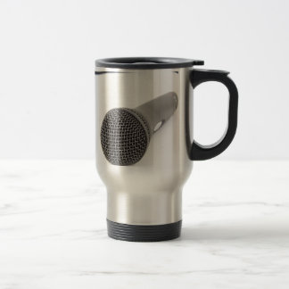 Studio Microphone Travel Mug