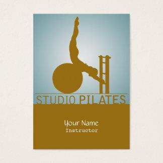 Studio Pilates - Business, Schedule Card