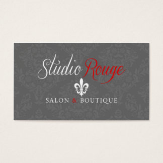 Studio Rouge - Nancy (*NEW*) Business Card