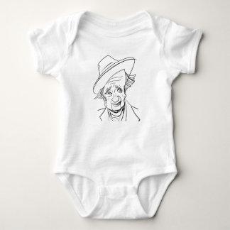 Studs Terkel Baby Bodysuit