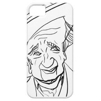 Studs Terkel iPhone 5 Cover