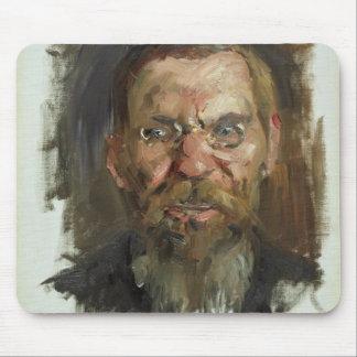 Study for a Portrait of Professor Dr. Eduard Mousepads