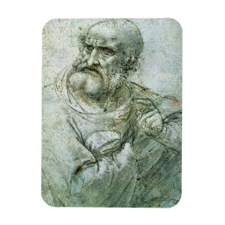 Study for an Apostle from The Last Supper, c.1495 Magnet