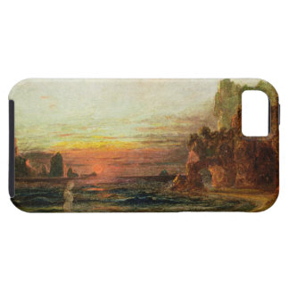 Study for 'Calypso's Grotto', c.1843 (oil on panel iPhone 5 Cases