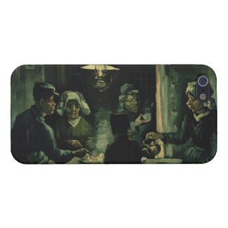 Study for Potato Eaters by Vincent Van Gogh iPhone 5/5S Cover