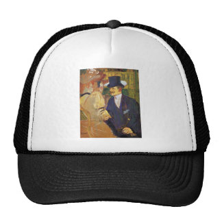 Study for the flirt,Englishman in the Rouge Hat
