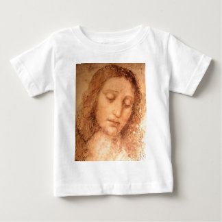 Study for the head of Jesus in The Last Supper Tees