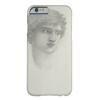 Study for the Head of Perseus (pencil on paper) Barely There iPhone 6 Case