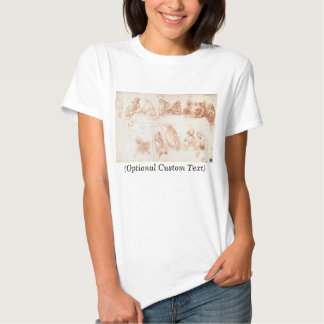 Study for The Last Supper Tshirt