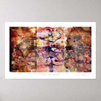 Study III / Kaya Mahca Series Poster