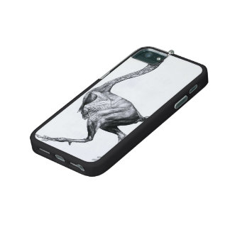 Study of a Fowl, Lateral View iPhone 5 Covers