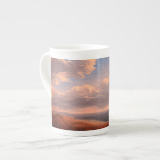 Study of Clouds Tea Cup