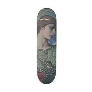Study of Minerva Skate Board