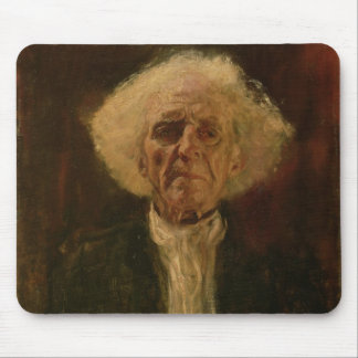 Study of the Head of a Blind Man (oil on canvas) Mouse Pad