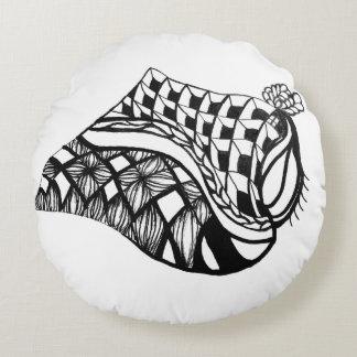 Stuff of Arts Round Cushion