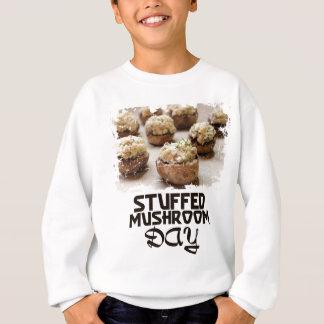 Stuffed Mushroom Day - Appreciation Day Sweatshirt