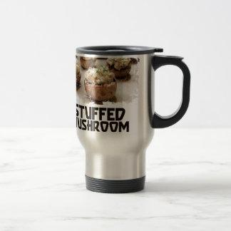 Stuffed Mushroom Day - Appreciation Day Travel Mug