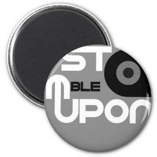 StumbleUpon 6 Cm Round Magnet