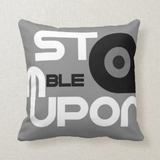StumbleUpon Pillows