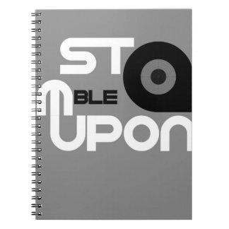 StumbleUpon Spiral Notebooks