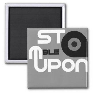StumbleUpon Square Magnet