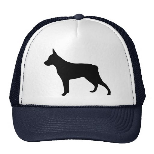 Stumpy Tail Cattle Dog Trucker Hats