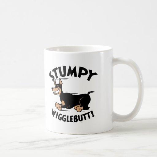 Stumpy Wigglebutt! Coffee Mugs
