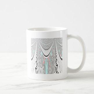Stunning art. classic white coffee mug