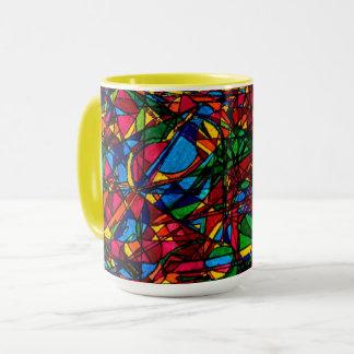 Stunning Explosive way to start your day! Mug